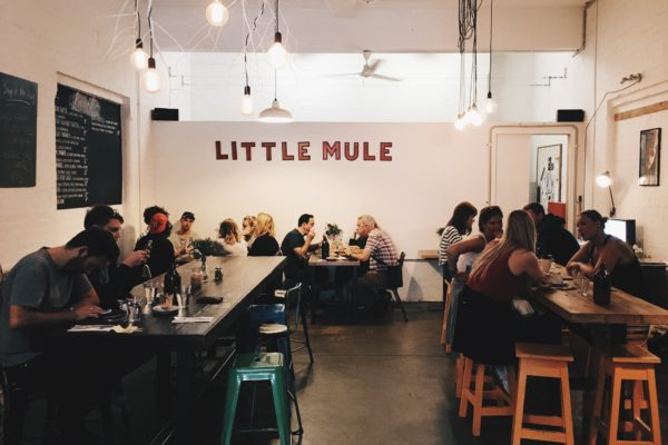 The Little Mule Cafe